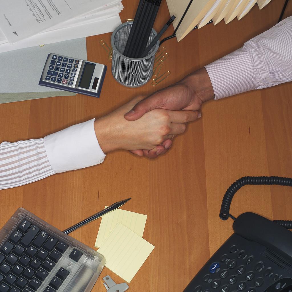 Handshake402